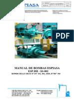 Manual de Instrucciones Bomba ESPIASA con sello SECO.pdf