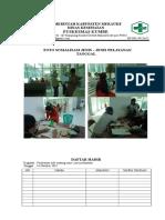 1.1.1.2 Sarana Info, Foto, Brosur, liflet contoh