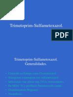 16. Antibioticos. Trimetroprim - Sulfametoxazol.ppt