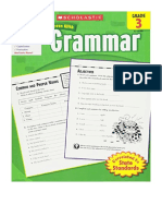 [2010] Scholastic Success With by Scholastic |  Grammar, Grade 3 | Scholastic Teaching Resources (Teaching
