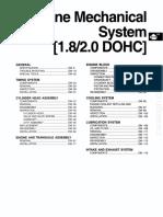Motor 1.8-2.0 DOCH