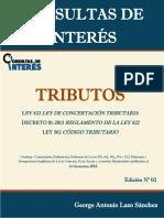 CONSULTAS SOBRE TRIBUTOS EN NICARAGUA