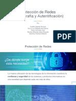 Protección de Redes (Criptografía y Autentificación).pptx