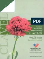 Manual Tecnico de Produccion de Claveles.pdf
