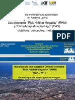Desarrollo metropolitano sustentable en América Latina