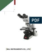 Microscopio BL100
