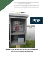 Evaluacion de la Capacidad del sistema Fotovoltaico Autonoma en la Encantada.pdf
