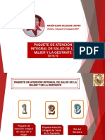 2019 Clase 11 v Final Paquete de Atención Integral de La Mujer y La Gestante