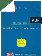 Fisioterapia.terapia Manual-Valoracion y Diagnostico - Chaitow