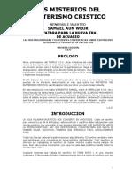 Los Misterios del Esoterismo Cristico.pdf
