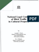 UNESCO ILLEGAL TRAFFIC