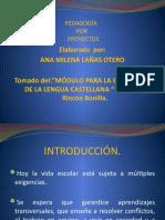 43925718 Pedagogia Por Proyectos