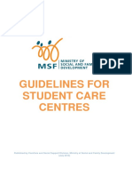 Guidelines for SCC(R)