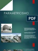 ParametricisMo