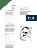 Poema Dos Dentes Lavados