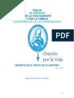 Guion Con Bendicion de Embarazadas (1).PdfsAN JUAN PABLO II