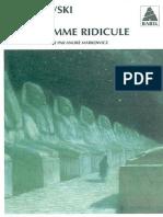 Le Rêve d'un Homme ridicule - Dostoievski.pdf