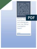 MH370-Search-DOC 2-Investigation-flaperon