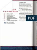 Magnetism and Electromagnetism