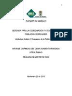 Informe DFI 2do Semestre
