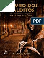 O Livro Dos Malditos_ 22 Contos - Jose Antonio Martino