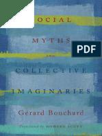Gerard Bouchard - Social Myths and Collective Imaginaries-University of Toronto Press (2017)