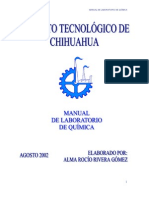 Manual de Lab Oratorio de Quimica