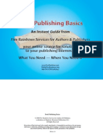 Book Publishing Basics