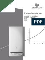 Manual de Usuario Isofast 21 e  Isomax  Condens (Año 2010)