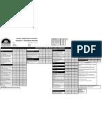 2010-11 Fifth Grade Sample Report Card