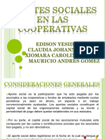APORTES SOCIALES COOPERATIVAS  CAP. VII.pptx
