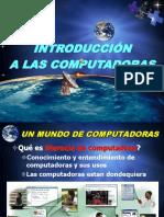 01. Introduccion a Las Computadoras