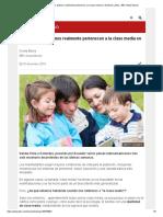 3 mitos sobre quiénes realmente pertenecen a la clase media en América Latina - BBC News Mundo