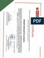 Certificado Para Cambiar Nombre