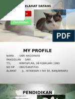 Selamat Datang di Projek Sari Anggraini.pptx