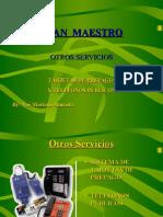 TELEFONOS PÚBLICOS Y TARJETAS DE PREPAGO