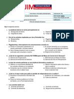Examen Auditoria