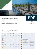 Presentación Benchmarking Notas Rebate Latam