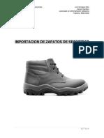 Proyecto Zapatos de Seguridad