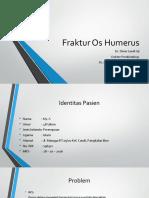 Fraktur Os Humerus.pptx