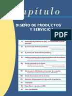 Lectura Diseño de Productos y Servicios