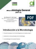 Microbiología General - Unidad 1