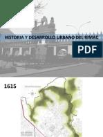 Historia y Desarrollo Urbano Rimac