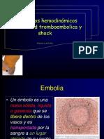 Transtornos hemodinamicos