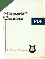 Himnario Bautista Rojo 1976 Searchable