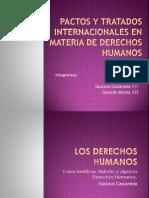Los Derechos Humanos DDHH en El Salvador