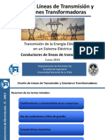 Clase 03 - Conductores de lineas de transmision (C-2019).pdf