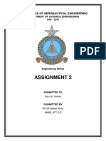 Assignment # 01 Ethics(2).docx