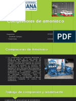 Compresores de Amoniaco