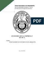 Economia de Arequipa